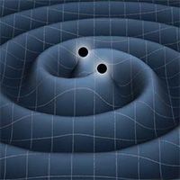 Gravitational Waves vs. Gravity Waves: Know the Difference!  Gravitational Waves are, in their most basic sense, ripples in spacetime. Einstein's theory of general relativity predicted them over a century ago and they are generated by the acceleration (or, indeed, deceleration) of massive objects in the cosmos. If a star explodes as a supernova, gravitational waves carry energy away from the detonation at the speed of light. If two black holes collide, they will cause these ripples in…