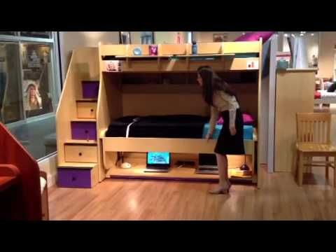 199 Best Furniture   Kids Images On Pinterest   Bunk Bed, Bunk Beds With  Stairs And Lofted Beds