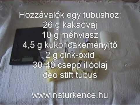 Hogyan készíts vegyszermentes, illatosított dezodort házilag? - YouTube