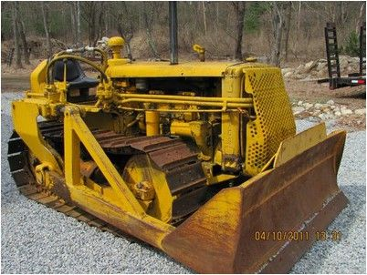 Caterpillar D2 Dozer!
