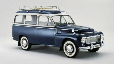 Volvo Wagon