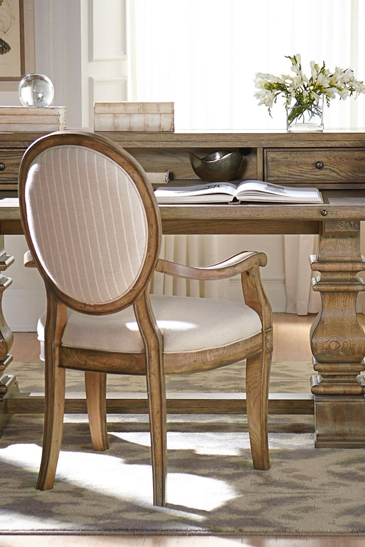Our Avondale Desk And Chair Is A Real Study In Rustic Style. A Hand