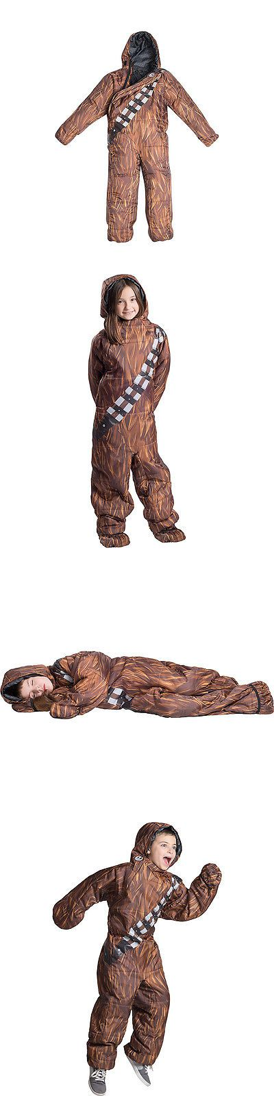 Camping Storage 181390: Selk Bag Kids Star Wars Wearable Sleeping Bag: Outdoor Accessorie New -> BUY IT NOW ONLY: $70.99 on eBay!