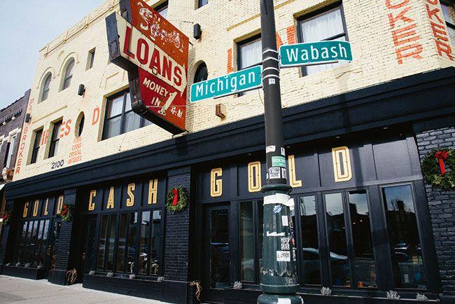 GQ City Guide: Detroit