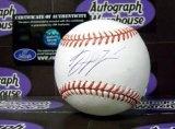 Signed Derek Lowe Baseball - Blemished Discount as pictured) - Autographed Baseballs - http://www.closeoutball.com/baseballs-closeout-sale/signed-derek-lowe-baseball-blemished-discount-as-pictured-autographed-baseballs/