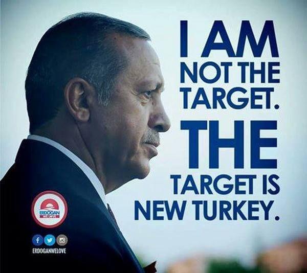 """Ini """"DOSA-DOSA"""" Erdogan Sehingga di Kudeta  [portalpiyungan.com] Telah lama Presiden Turki Recep Tayyip Erdogan dipandang sebelah mata oleh pihak yang berseberangan dengan Islam. Ia dikatai bodoh """"Diktator"""" bahkan pendosa. Untuk mengetahui kebodohan dan dosa-dosa apa saja yang dilakukan Erdogan yang membuat musuh-musuh Islam selalu berupaya menjegalnya berikut kutipan dari artikel penulis Yordan Ihsan Al Faqih. INI DAFTAR """"DOSA-DOSA"""" ERDOGAN YANG DILAKUKANNYA SELAMA 13 TAHUN SEJAK BERKUASA…"""