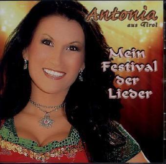 Mein Festival der Lieder von Antonia aus Tirol - Musik - 0888430060524