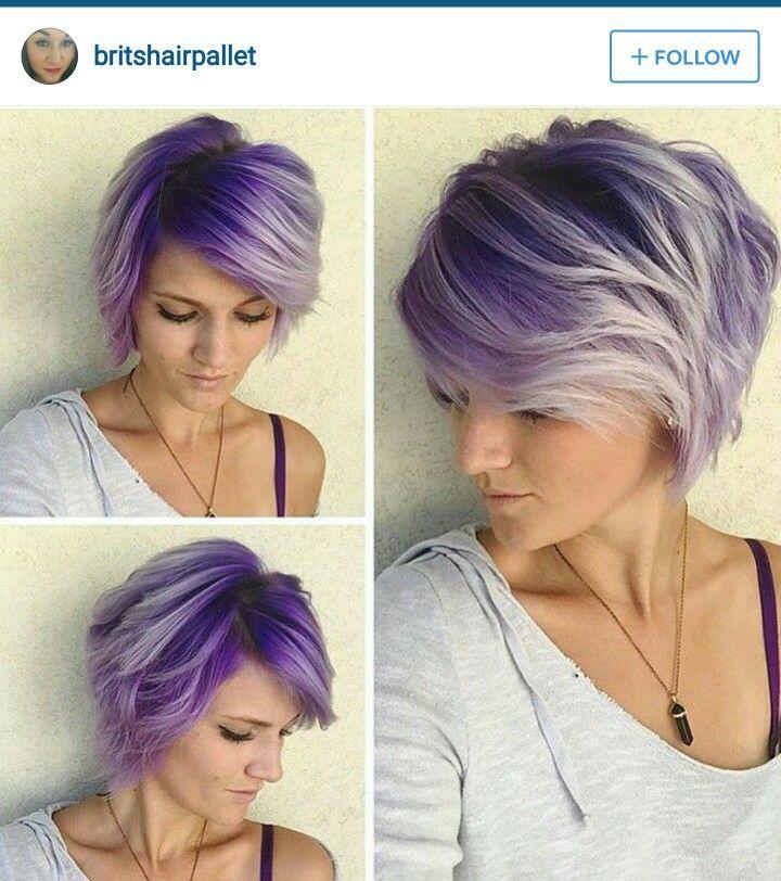 Purple!                                                                                                                                                                                 More