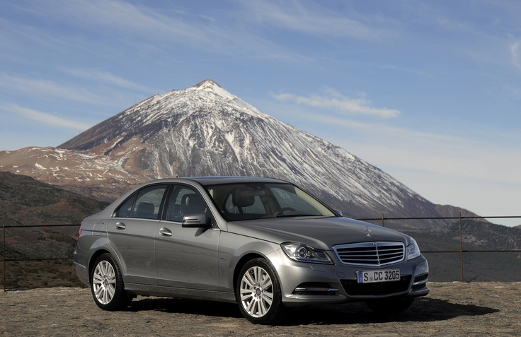 The Mercedes-Benz C-Class. European model shown. For more information, visit: http://mbenz.us/HW9g1K