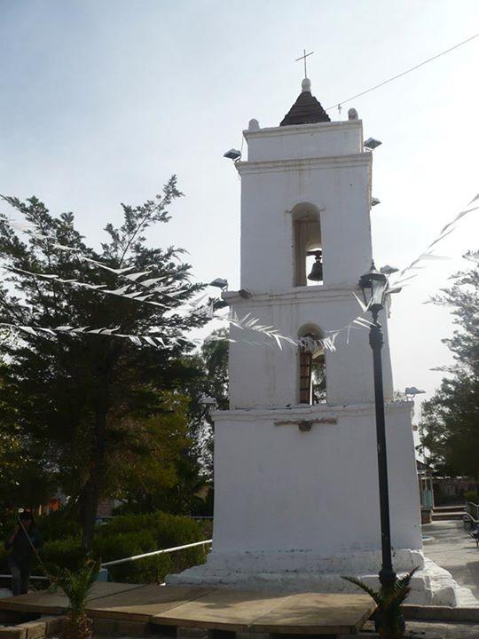 Campanario de Toconao, II Rg, CL