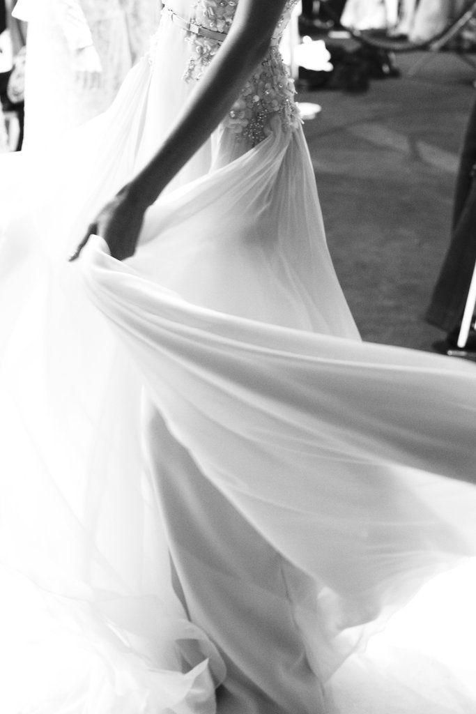 girlannachronism:  Elie Saab spring 2014 couture backstage