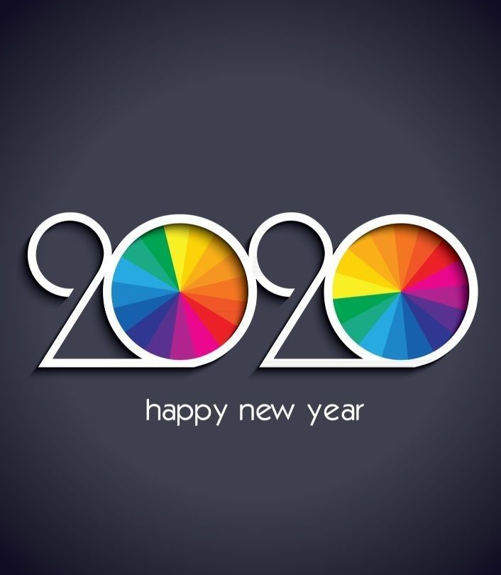 Happy New Year 2020 New Year Wishes Images Happy New Year Images New Year Images