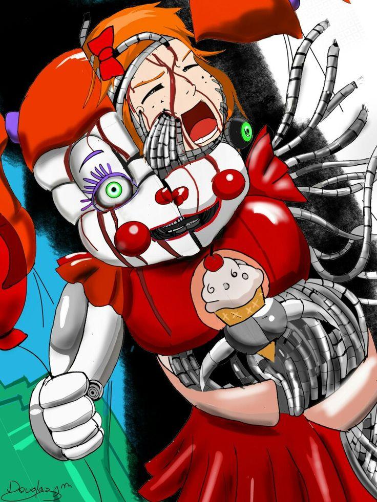 [SFM/FNaF] Circus Baby in FNaF 2 : fivenightsatfreddys