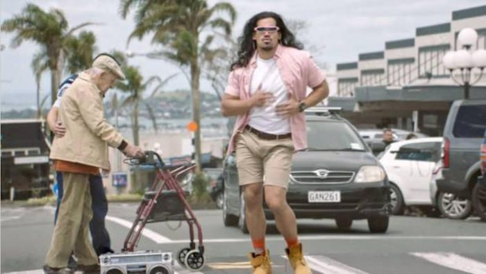 New Zealand Police have launched the 'World's Most Entertaining Police Recruitment Video'.