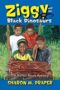 Series of book centered around african american youth