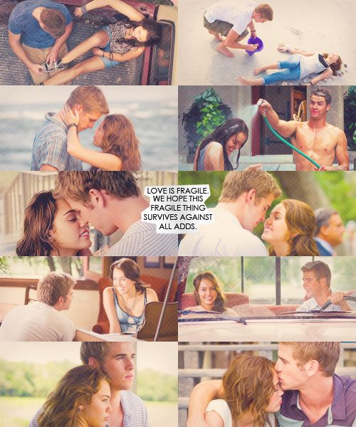 The last song <3 Love is fragile