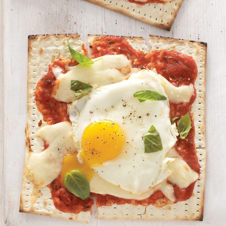Matzo Pizza | Recipe | Pizza