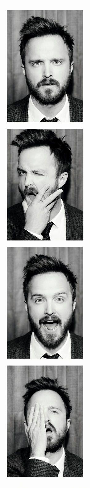 'Breaking Bad's' Young Gun: Exclusive Portraits of Aaron Paul