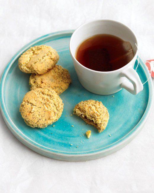 Lemon-Poppy Seed Cookies | Recipe