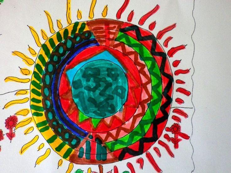 Το μόνο που είπα στα παιδιά ήταν να χρωματίσουν τα ηλιοτρόπια. Καμία άλλη οδηγία… και… ούτε ένα κίτρινο ηλιοτρόπιο. Σωστό ή λάθος; Μήπως το λάθος είναι το σωστό; Έβαλε το χέρι της η φα…