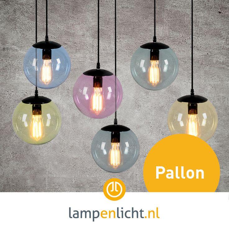 Nieuw - de sierlijke en sfeervolle Pallon serie! Verkrijgbaar in diverse kleuren en afmetingen, erg leuk om te mixen!