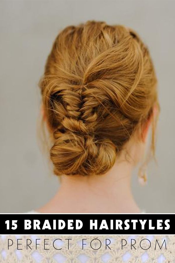 Prom Hair: 15 gorgeous braided hairstyles to try