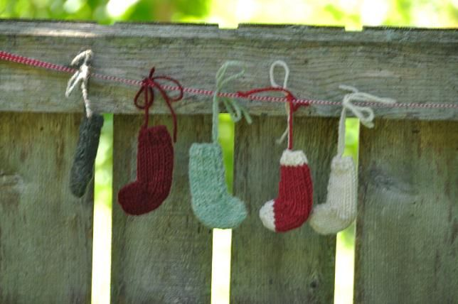 It's four months until Christmas; start thinking about what you'll put in your mini stockings from @merrymittens