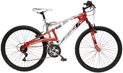 Barracuda Arizona Alloy Full-Suspension Bike  Price Β£199.99
