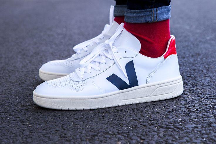 Chubster favourite ! - Coup de cœur du Chubster ! - shoes for men - chaussures pour homme - sneakers - boots - Veja V10 Bitume Profil