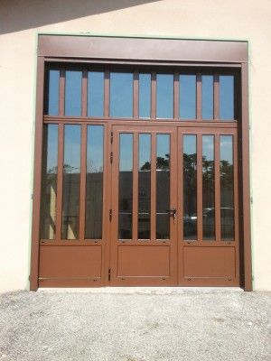 Best 10 menuiserie aluminium ideas on pinterest - Porte fenetre style atelier ...