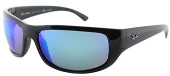 Ray-Ban Chromance Collection Rb 4283ch 710/a3 Tortoise Sport Sunglasses.