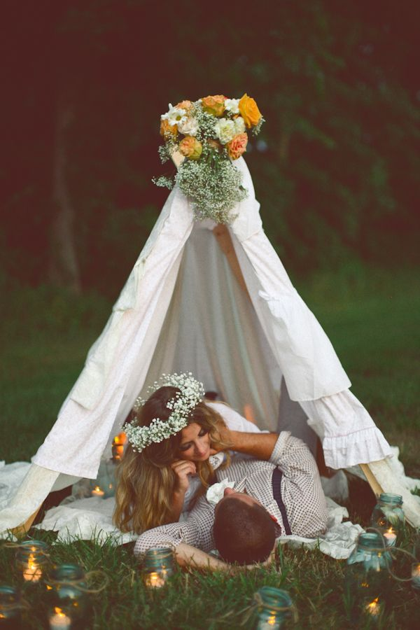 Vintage Seventies Elopement                                                                                                                                                                                 More