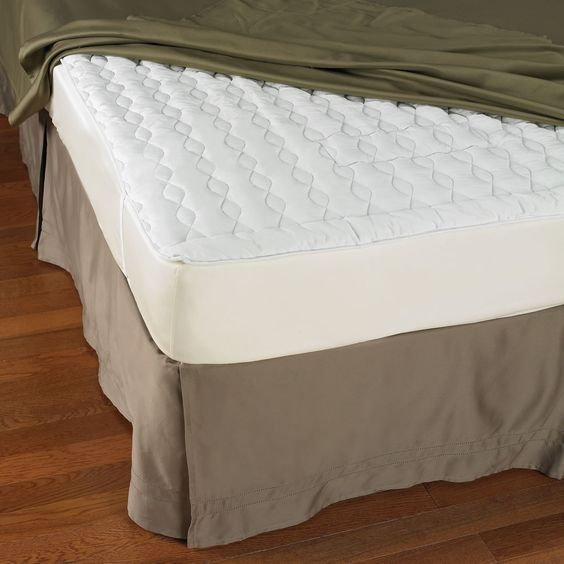 The Continuously Cooling Mattress Pad. BEWARE HOT FLASHES – there is a weapon!!!!!!