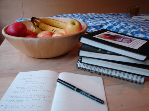 Advice for active journaling | Project Based Homeschooling