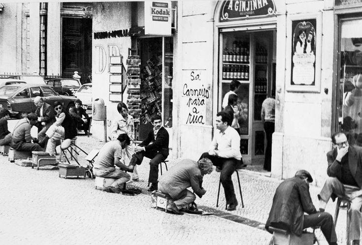 Lisbonne années 80