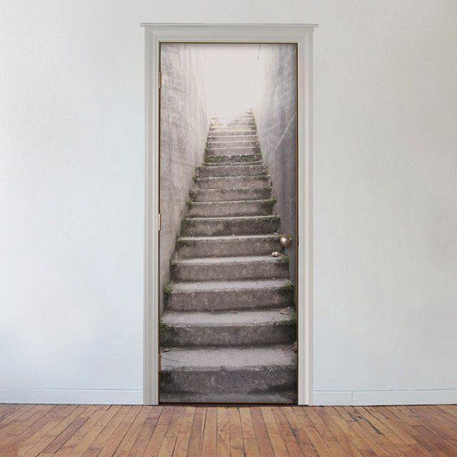 Stairs Door Cover