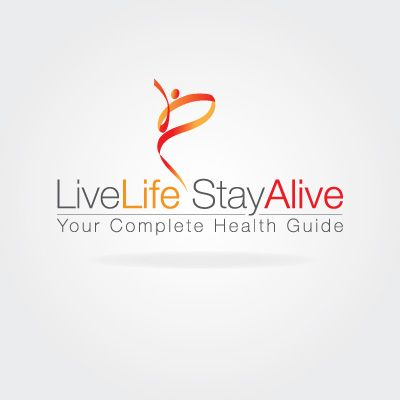 Life Life Stay Alive - Logo Design