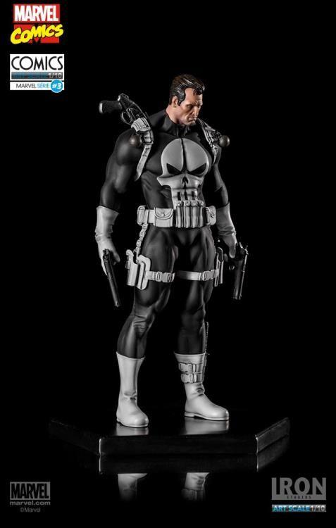 Marvel Comics Punisher 1/10 Art Scale Statue