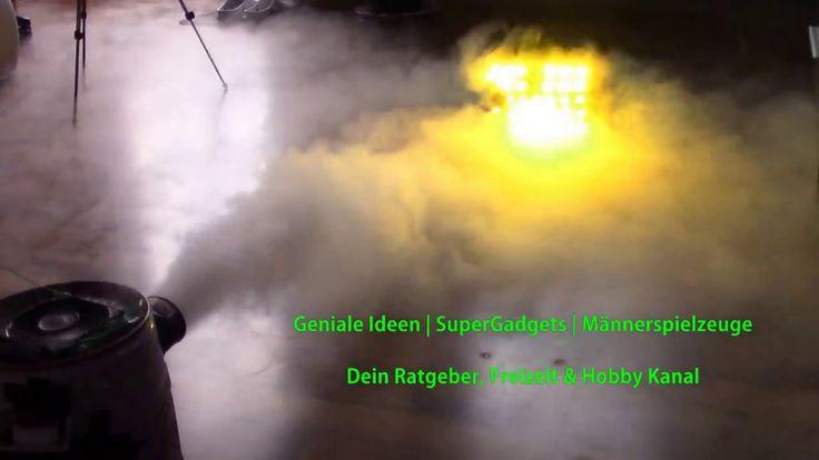 DIY   Nebelmaschine
