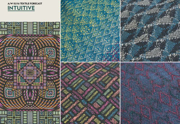 A/W 15/16 Textile Forecast: Intuitive