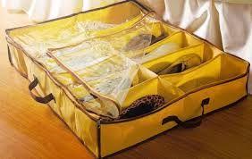 Voor onder het bed  Garderobe-schoenen-sieraden  Pinterest