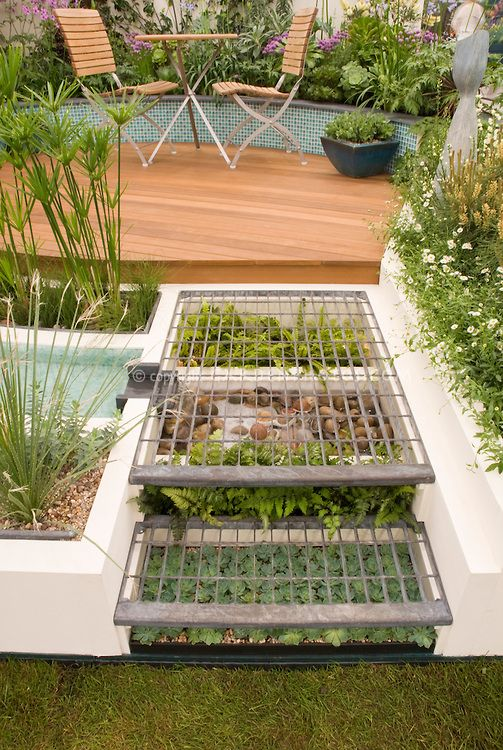 Creative use of small unused garden space growing for Creative use of space