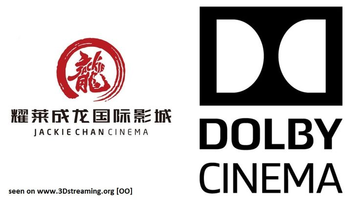 STEREOSCOPY :: Jackie Chan Cinema and Dolby Laboratories to Bring Dolby Cinema to China (1/1) -