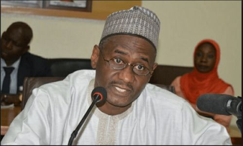 president buhari reinstates nhis boss suspended by health minister for alleged n919m fraud see more httpifttt2nfdcpd president muhammadu buhari has