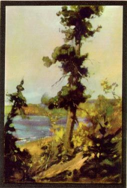 SCAA - Saskatchewan and the Visual Arts - Gus Kenderdine