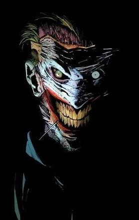 The Joker - Death of the Family arc - Scott Snyder and Greg Capullo.