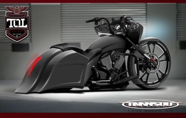 Custom Victory Bagger Motorcycles                                                                                                                                                                                 More
