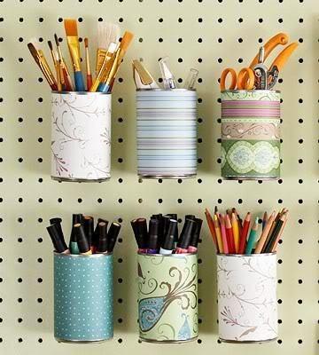 DIY: Reciclar latas de conserva - Estilo nórdico | Blog decoración | Muebles diseño | Interiores | Recetas - Delikatissen