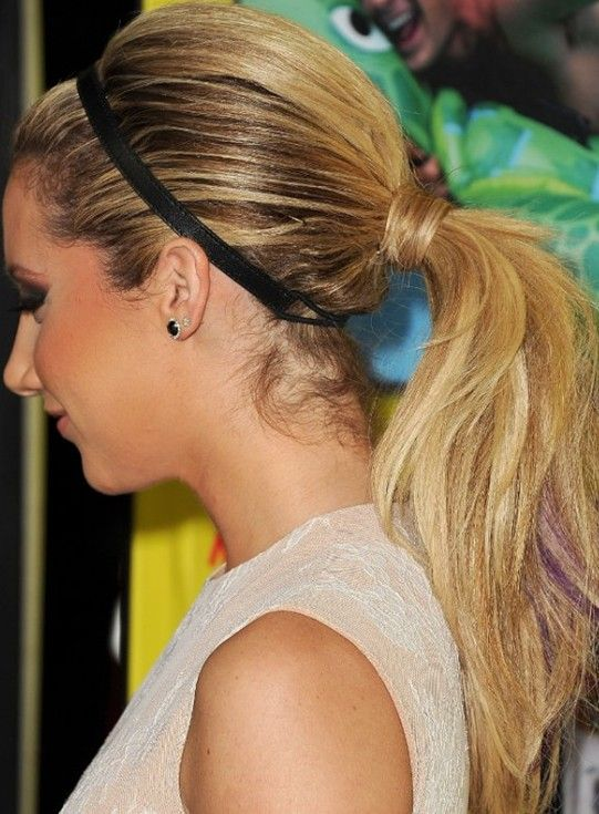 different hair pony style 12 best different ponytail hair styles images on 5225