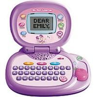 LeapFrog My Own Violet LeapTop   $19.99: Leaptop 19 99, Leaptop 17 49, Leapfrog, Mommy Laptops, Violets Leaptop, Christmas Birthday Lists, Official Toys, Kids Toys, Mama Laptops